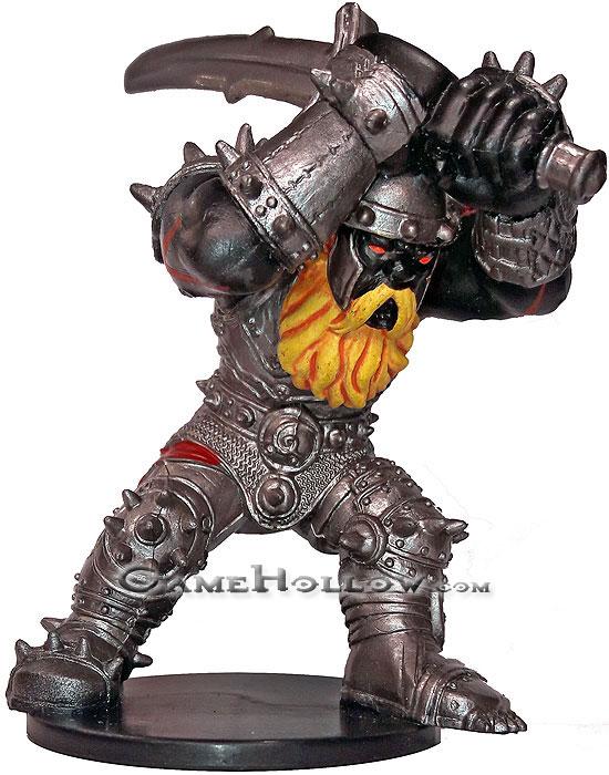 D/&D Miniatures Hellwasp #55 Against the Giants