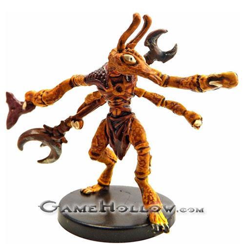 Lords Of Madness 50 Thri Kreen Mantis Warrior R