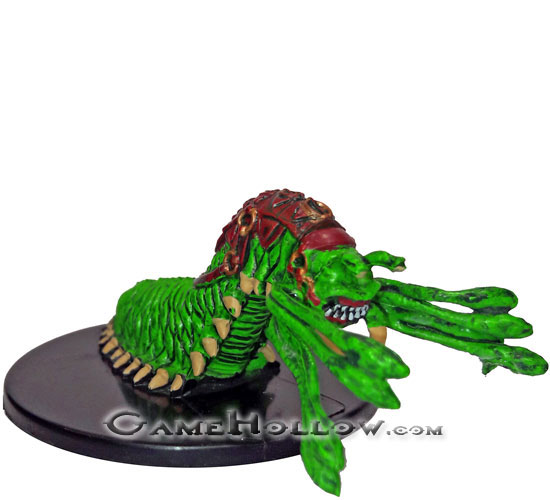 D D Miniatures Night Below 42 Trained Carrion Crawler