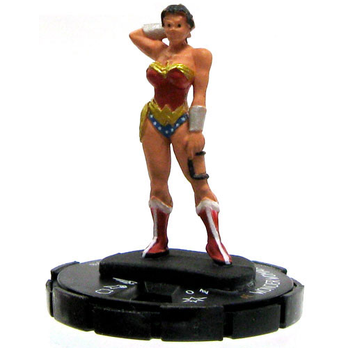 DC Heroclix Superman Wonder Woman 018 Wonder Woman Uncommon