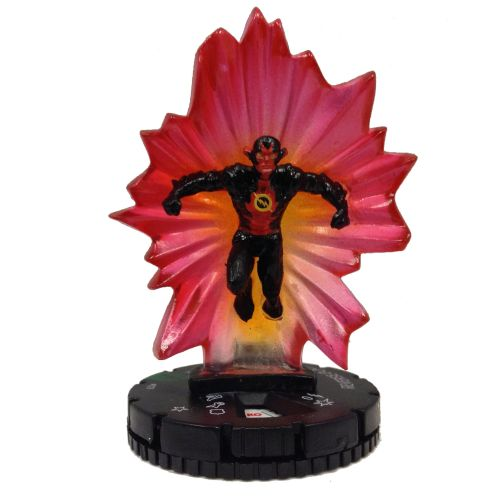 WEATHER WIZARD #040 The Flash DC HeroClix Rare