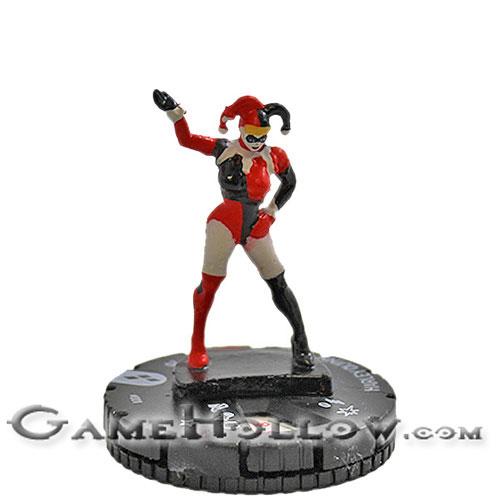 HIVE COMMANDER 025 Harley Quinn and the Gotham Girls DC HeroClix