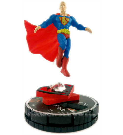 Chase Heroclix Superman #065 Red Son