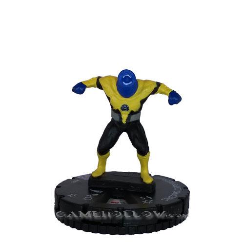 Blue Lantern Corps HEROCLIX WAR OF LiGHT Brother Hymn 029 Sister Sercy 033
