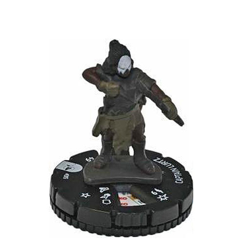 HeroClix Lord of the Rings #205 Captain Lurtz