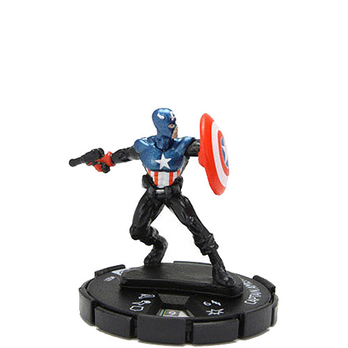 HeroClix Captain America #042 Crimson Dynamo