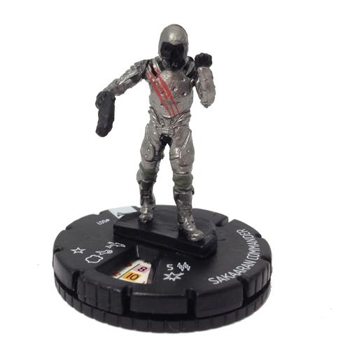 HeroClix Guardians of the Galaxy Movie #006 Sakaaran Soldier