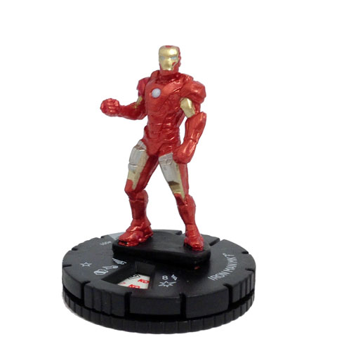 Heroclix Marvel Invincible Iron Man