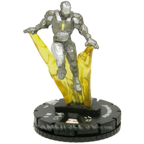 IRON MAN MK 42 #101 Iron Man 3 Movie starter Marvel Heroclix starter figure
