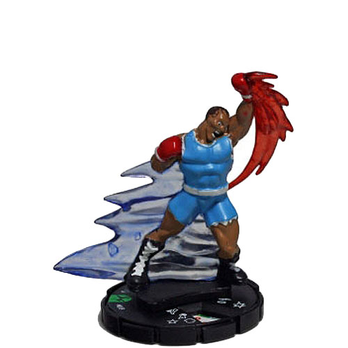 Street Fighter Heroclix 018 Guile Uncommon