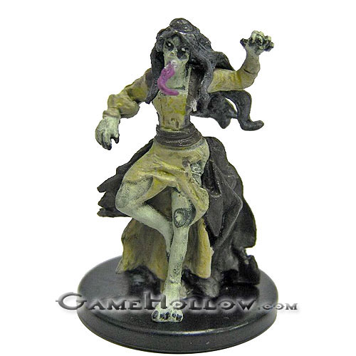 Pathfinder Miniatures Undead Horde Young Pyromancer