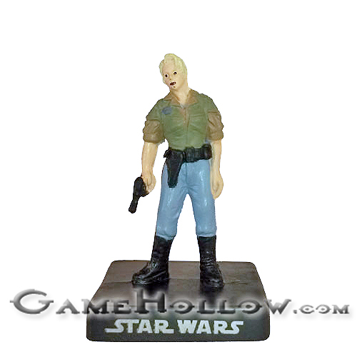 Alliance and Empire ~ REBEL LEADER #19 Star Wars miniature
