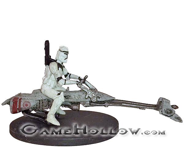 Star Wars Miniatures Clone Wars Battles DWARF SPIDER DROID #05 Scenario