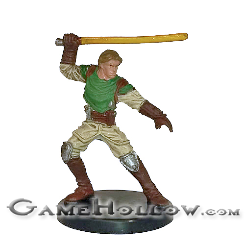 Star Wars Miniatures Knights Of The Old Republic 54 Zayne Carrick