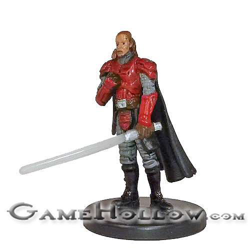 Legacy of the Force ~ BOTHAN NOBLE #11 Star Wars miniature