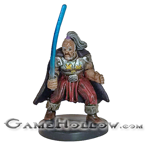 Star Wars Miniatures Masters of the Force MONNOK #35 Holochess