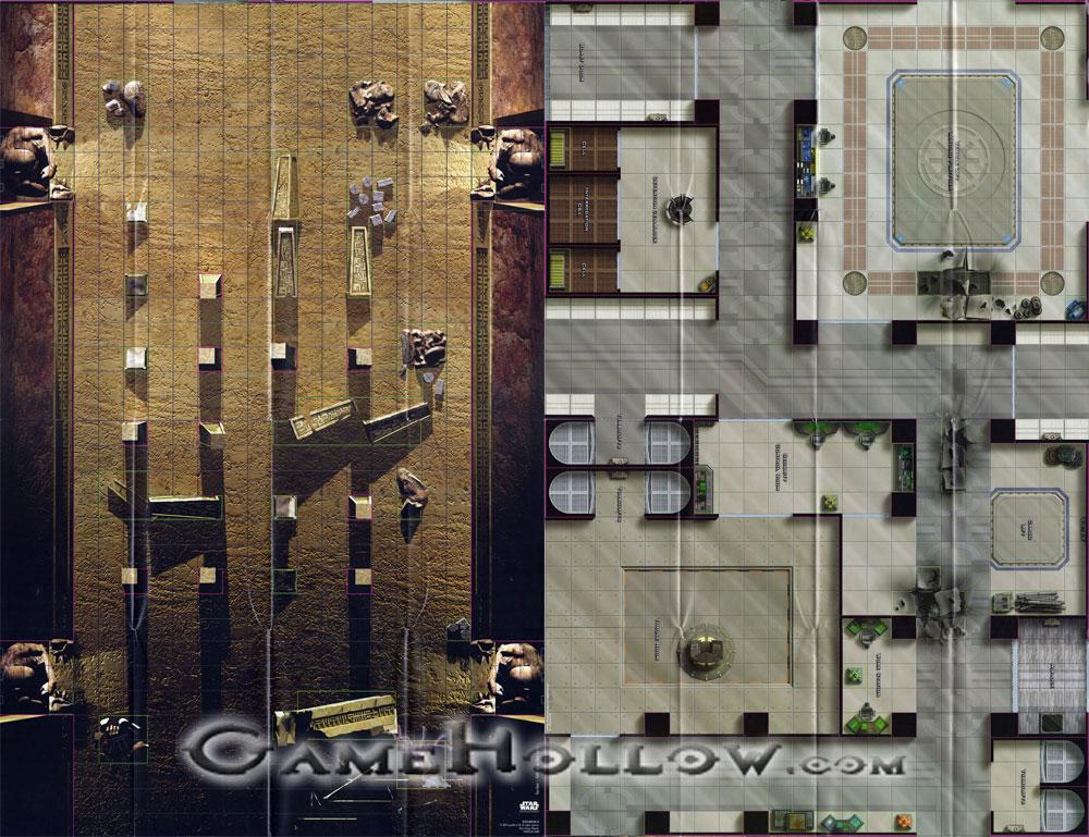 Star Wars Miniatures Maps Tiles Missions Map - Korriban ...
