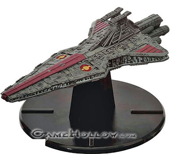 Star Wars Miniatures Starship Battles #60 - Vulture Droid